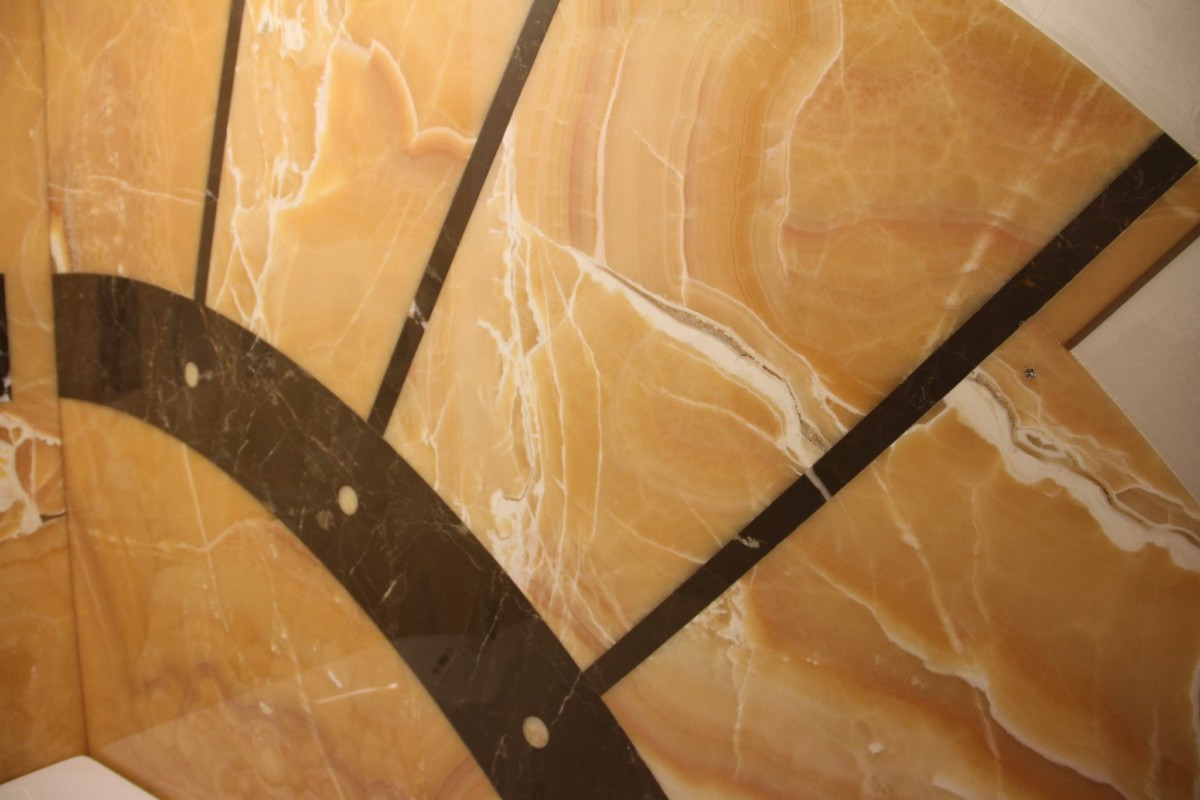 Perchè un bagno in marmo, pietra o granito è più igienico della piastrella