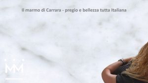 Read more about the article Carrara marble – Italian quality and beauty