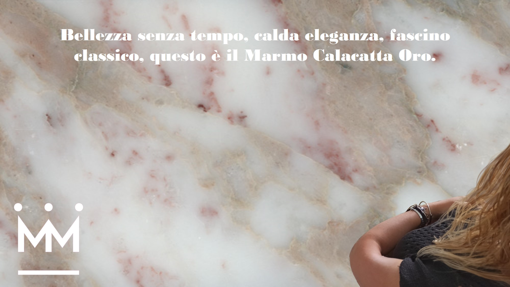 You are currently viewing Marmo Calacatta Oro/Gold